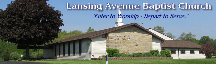 Lansing Avenue Baptist Church